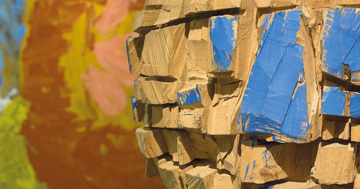 Georg Baselitz: Újrajátszott múlt