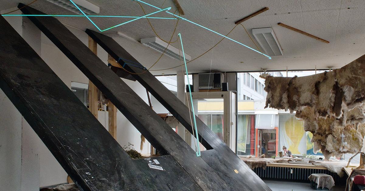 documenta 14 | Kassel | Mounira Al Solh | Joar Nango