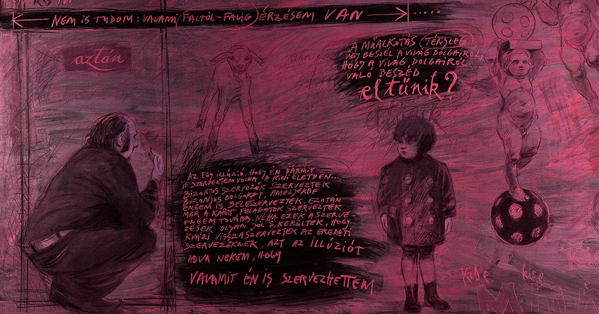 Tasnádi József: <em>Azt hiszem, rózsaszín köd rajongó vagyok</em>