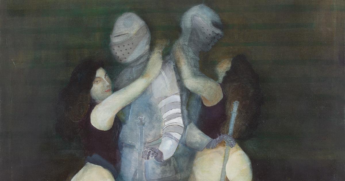 László László Révész is both an illusionist and a realist