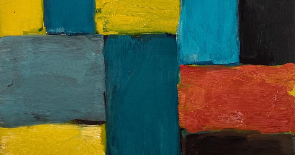 Sean Scully: <em>Átutazó</em> – Retrospektív kiállítás (1, 2, 3)