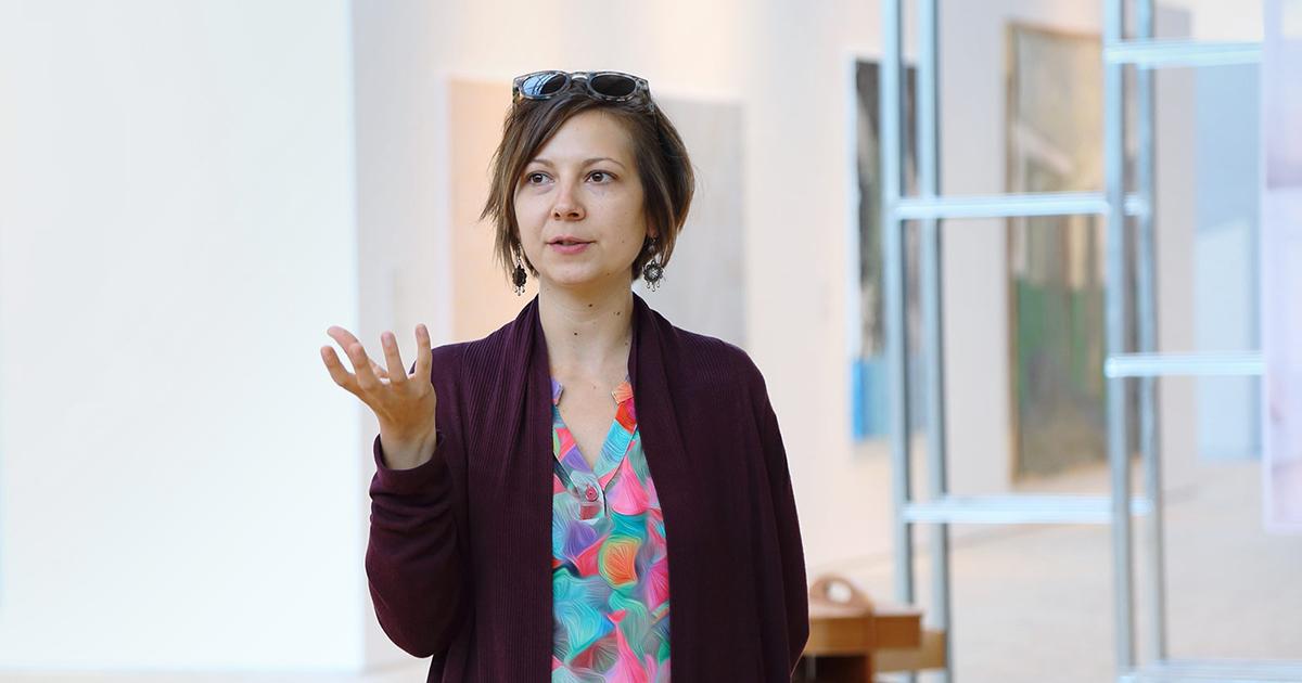 Egy személyesebb nézet | Beszélgetés Diana Marincuval
